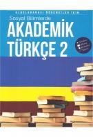 İstanbul Akademik Türkçe-2  Uluslararası Öğrenciler için Dinleme Okuma Konuşma Yazma CD