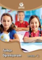 Türkçe Öğreniyorum 2 Set (Ders Kitabı + Çalışma Kitabı + CD)