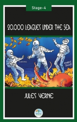 20.000 Leagues Under the Sea (Stage-4) Jules Verne