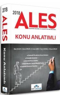 2018 ALES Konu Anlatımlı Alper Elaldı