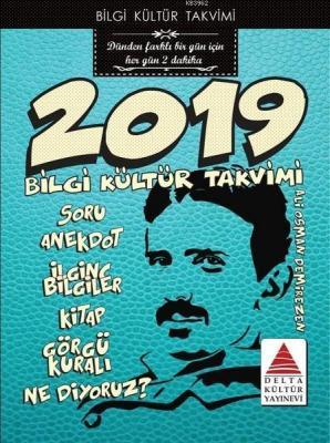 2019 Bilgi Kültür Takvimi Ali Osman Demirezen