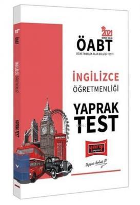 2021 ÖABT İngilizce Öğretmenliği Yaprak Test Kolektif