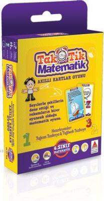 6. Sınıf Taktik Matematik Akıllı Kartlar Oyunu Tuğberk Tuzkaya Tuğcan