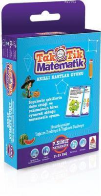7. Sınıf Taktik Matematik Akıllı Kartlar Oyunu Tuğberk Tuzkaya