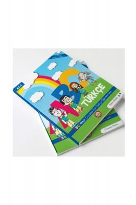 İstanbul Çocuklar İçin Türkçe Öğretim Seti A1 - 1 (Ders Kitabı + Çalışma Kitabı + CD)
