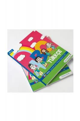 İstanbul Çocuklar İçin Türkçe Öğretim Seti A1 - 2 (Ders Kitabı + Çalışma Kitabı + CD)