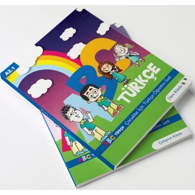 İstanbul Çocuklar İçin Türkçe Öğretim Seti - A2 - 1 (Ders Kitabı + Çalışma Kitabı + CD)
