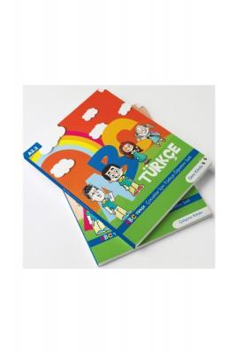 İstanbul Çocuklar İçin Türkçe Öğretim Seti - A2 - 2 (Ders Kitabı + Çalışma Kitabı + CD)