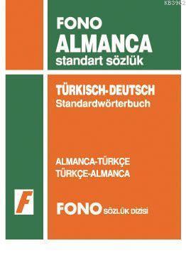 Almanca Standart Sözlük Ali Bayram