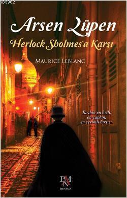 Arsen Lüpen Herlock Sholmes'a Karşı Maurice Leblanc
