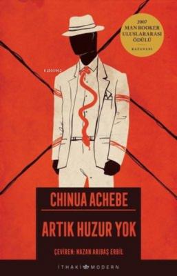 Artık Huzur Yok Chinua Achebe