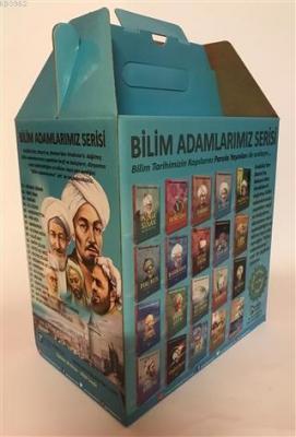 Bilim Adamlarımız Serisi (20 Kitap Takım) Ali Kuzu