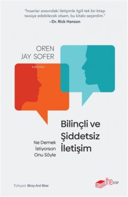 Bilinçli ve Şiddetsiz İletişim Oren Jay Sofer