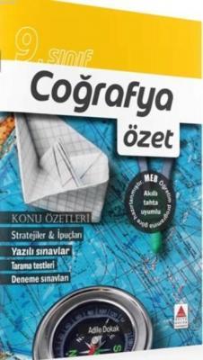 Delta Kültür Yayınları 9. Sınıf Coğrafya Özet Delta Kültür Adile Dokak
