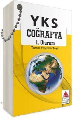 Delta Kültür Yayınları TYT Coğrafya Kartları Delta Kültür