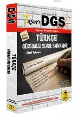 DGS Türkçe Sözel Yetenek Çözümlü Soru Bankası Muharrem Yılmaz