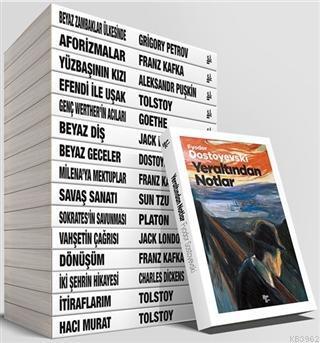 Dünya Klasikleri Seti (16 Kitap Takım) Kolektif