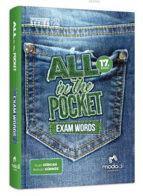 Exam Words All in the Pocket YDS Sözlüğü Suat Gürcan