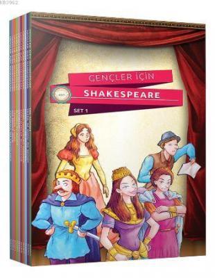 Gençler İçin Shakespeare Set 1 William Shakespeare