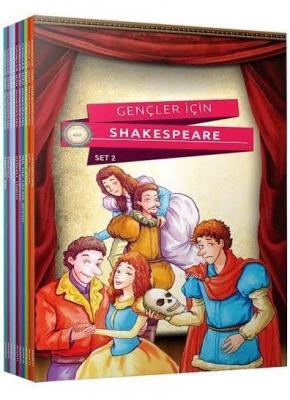 Gençler İçin Shakespeare Set 2 William Shakespeare