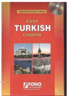 İngilizler İçin Kolay Türkçe - Easy Turkish Course (2 Kitap ve 2 CD Ta