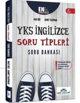 İrem Yayıncılık YKS ingilizce Soru Tipleri Soru Bankası Ahmet Taşpınar