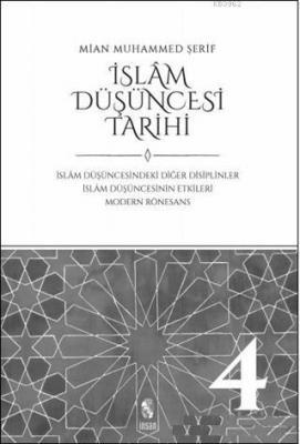 İslam Düşüncesi Tarihi 4 Mian Muhammed Şerif