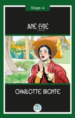Jane Eyre (Stage-4) Charlotte Brontë