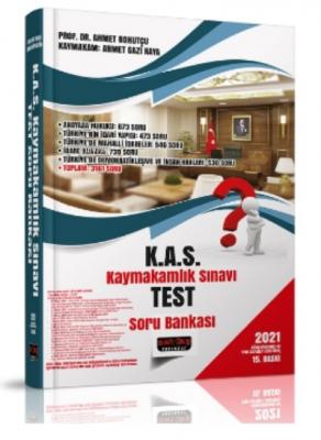 Kas Kaymakamlık Sınavı Test Soru Bankası Ahmet Nohutçu Ahmet Gazi Kaya