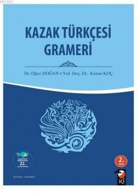 Kazak Türkçesi Grameri Oğuz Doğan