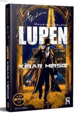 Kibar Hırsız - Arsen Lupen Maurice Leblanc