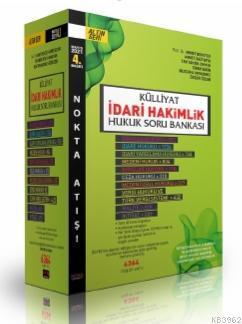 Külliyat İdari Hakimlik Hukuk Soru Bankası Mayıs 2021 Ahmet Nohutçu