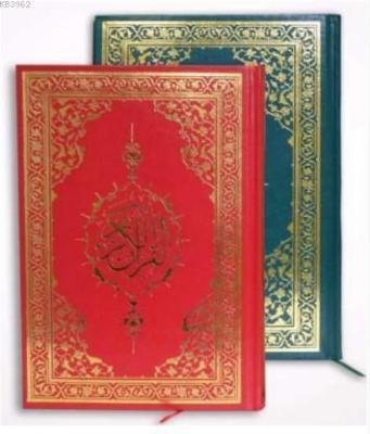 Kur'an-ı Kerim Orta Boy 5 Renk Miklepsiz Kolektif