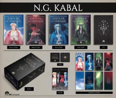 Lordlar ve Varisler - Kutı N.G. Kabal