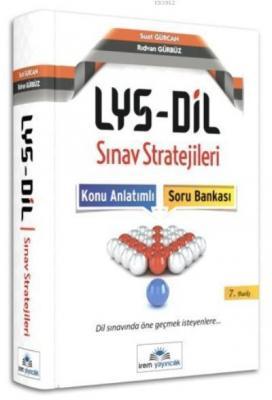 LYS Dil Sınav Stratejileri Konu Anlatımlı Soru Bankası 2018 Suat Gürca