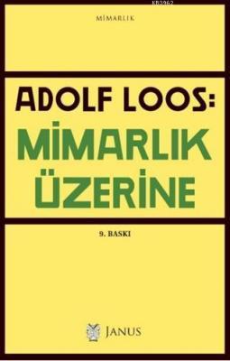 Mimarlık Üzerine Adolf Loos