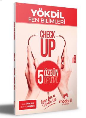 Modadil Yayınları YÖKDİL Fen Check-Up 5 Özgün Deneme Sınavı