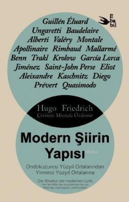 Modern Şiirin Yapısı Ondokuzuncu Yüzyıl Ortalarından Yirminci Yüzyıl O