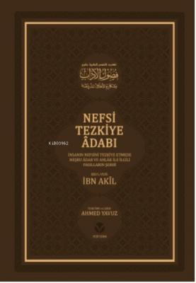 Nefsi Tezkiye Âdabı Ebu'l Vefa İbn. Akîl