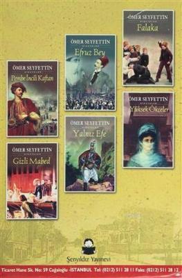Ömer Seyfettin Hikayeler (12 Kitap Takım) Ömer Seyfettin