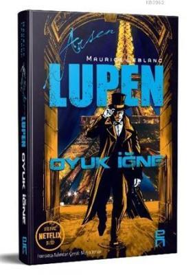 Oyuk İğne - Arsen Lupen Maurice Leblanc