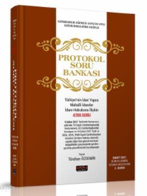 Protokol Soru Bankası 2021 Törehan Özdemir