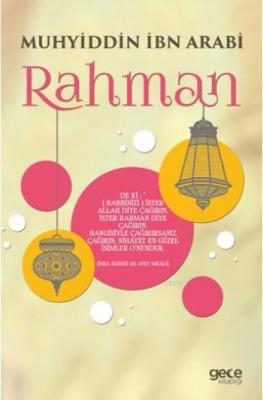 Rahman Muhyiddin İbn Arabi