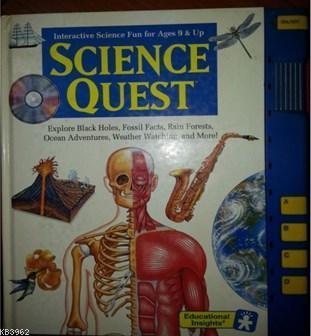 Science Quest Kolektif