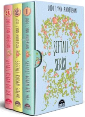Şeftali Serisi ( 3 Kitap Takım ) Jodi Lynn Anderson