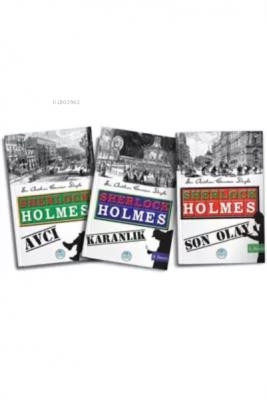 Sherlock Holmes (3 Kitap Takım) Sir Arthur Conan Doyle