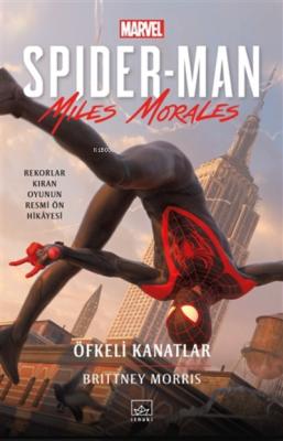 Spider-man: Öfkeli Kanatla Brittney Morris
