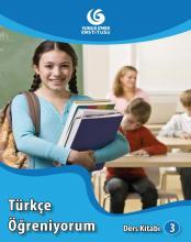 Türkçe Öğreniyorum 3 Set (Ders Kitabı + Çalışma Kitabı + CD)