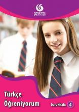 Türkçe Öğreniyorum 4 Set (Ders Kitabı + Çalışma Kitabı + CD)
