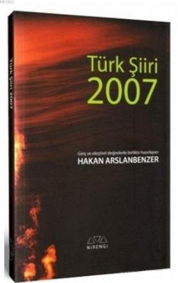 Türk Şiiri 2007 Hakan Arslanbenzer